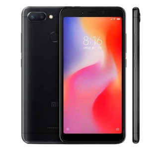 Xiaomi Redmi 6 3GB+32GB (Black) (Ростест)