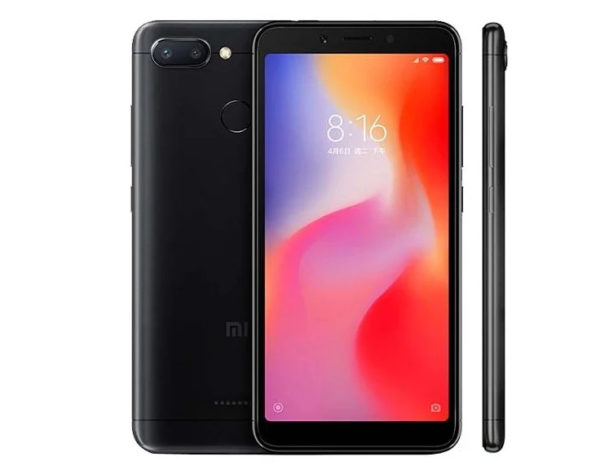Xiaomi Redmi 6 3GB+32GB (Black)
