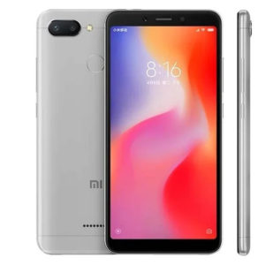 Xiaomi Redmi 6 4GB+64GB (Grey)