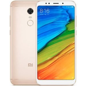 Xiaomi Redmi 5 Plus 3GB + 32GB (Gold) (Ростест)