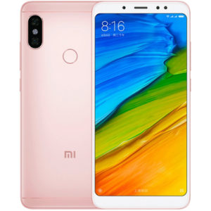 Xiaomi Redmi Note 5 3GB + 32GB (Rose Gold) (Китайская версия)