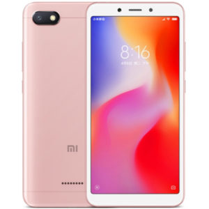 Xiaomi Redmi 6А 3GB+32GB (Rose gold) (Ростест)